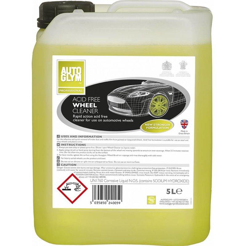 Autoglym Professional Acid Free Wheel Cleaner (Zuurvrije wielreiniger)