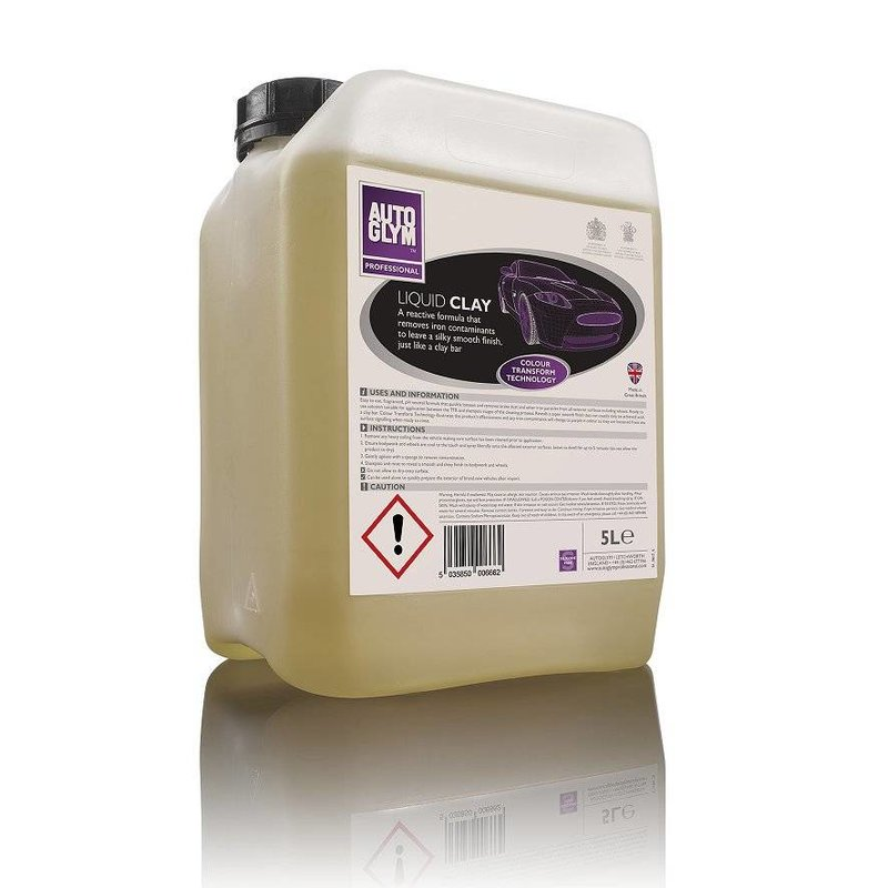 Autoglym Professional Liquid Clay