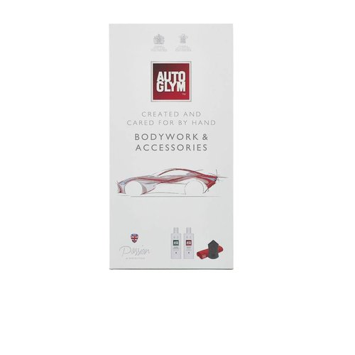 Autoglym Giftset Bodywork & Accessories