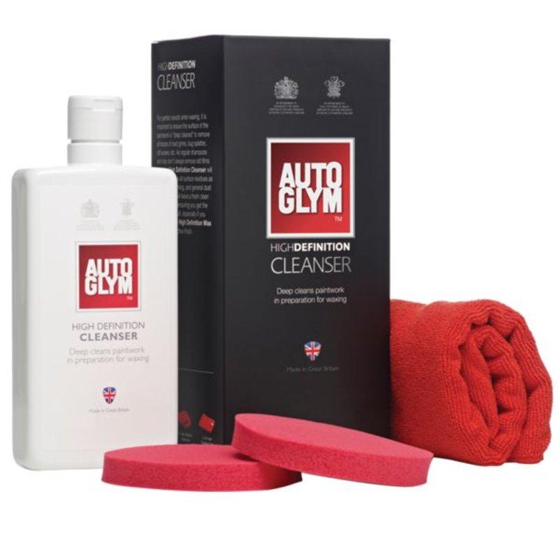 Autoglym High Definition Cleanser Kit