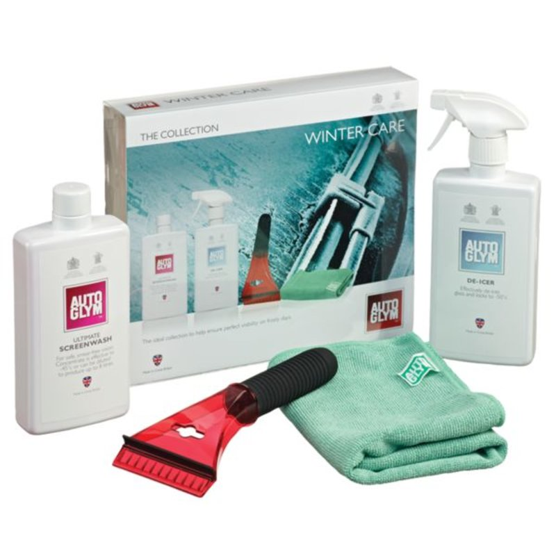 Autoglym Winter Care - The Collection