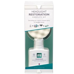 Autoglym Headlight Restoration Kit