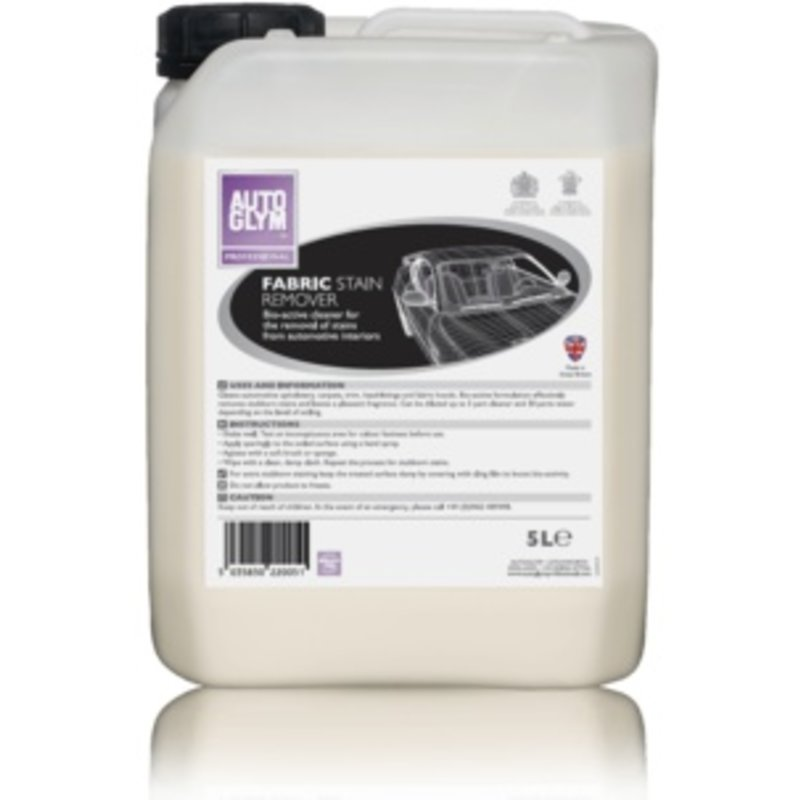 Autoglym Professional Fabric Stain Remover