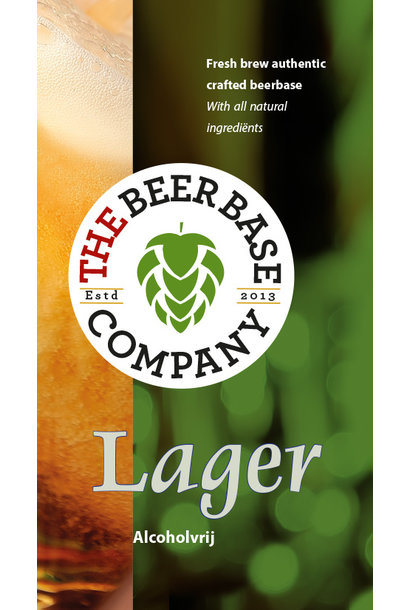 Lager alcohol-free