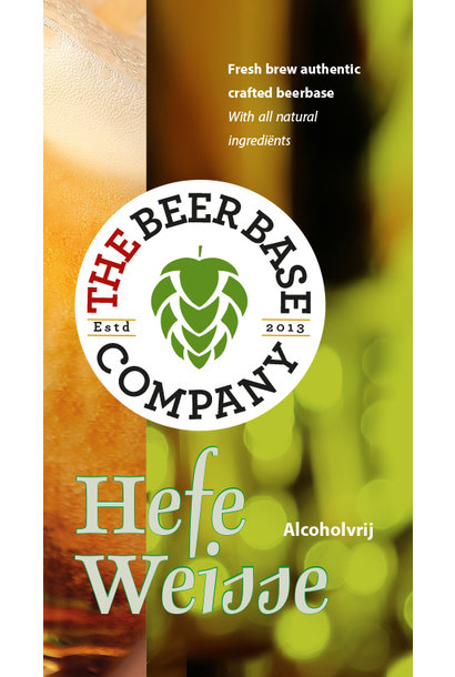 Hefe Weisse alcohol-free