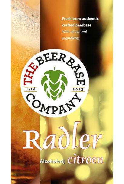 Radler alcohol-free