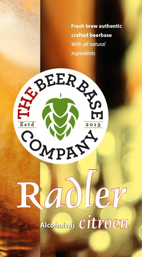 Radler Beerbase - 8 Beutel = 7,36 Liter Radler-1