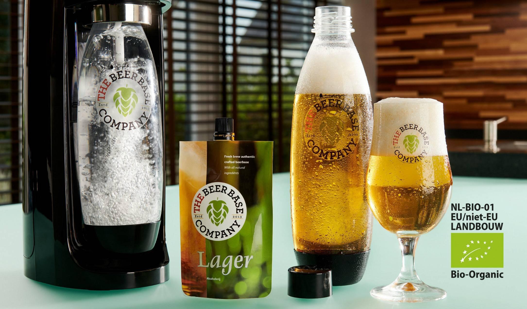 Het meest duurzame bierconcept ter wereld