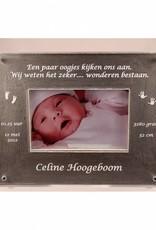 Geboorte-fotolijst