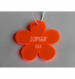 """Cadeau-label Bloem - """"Zomaar"""""""