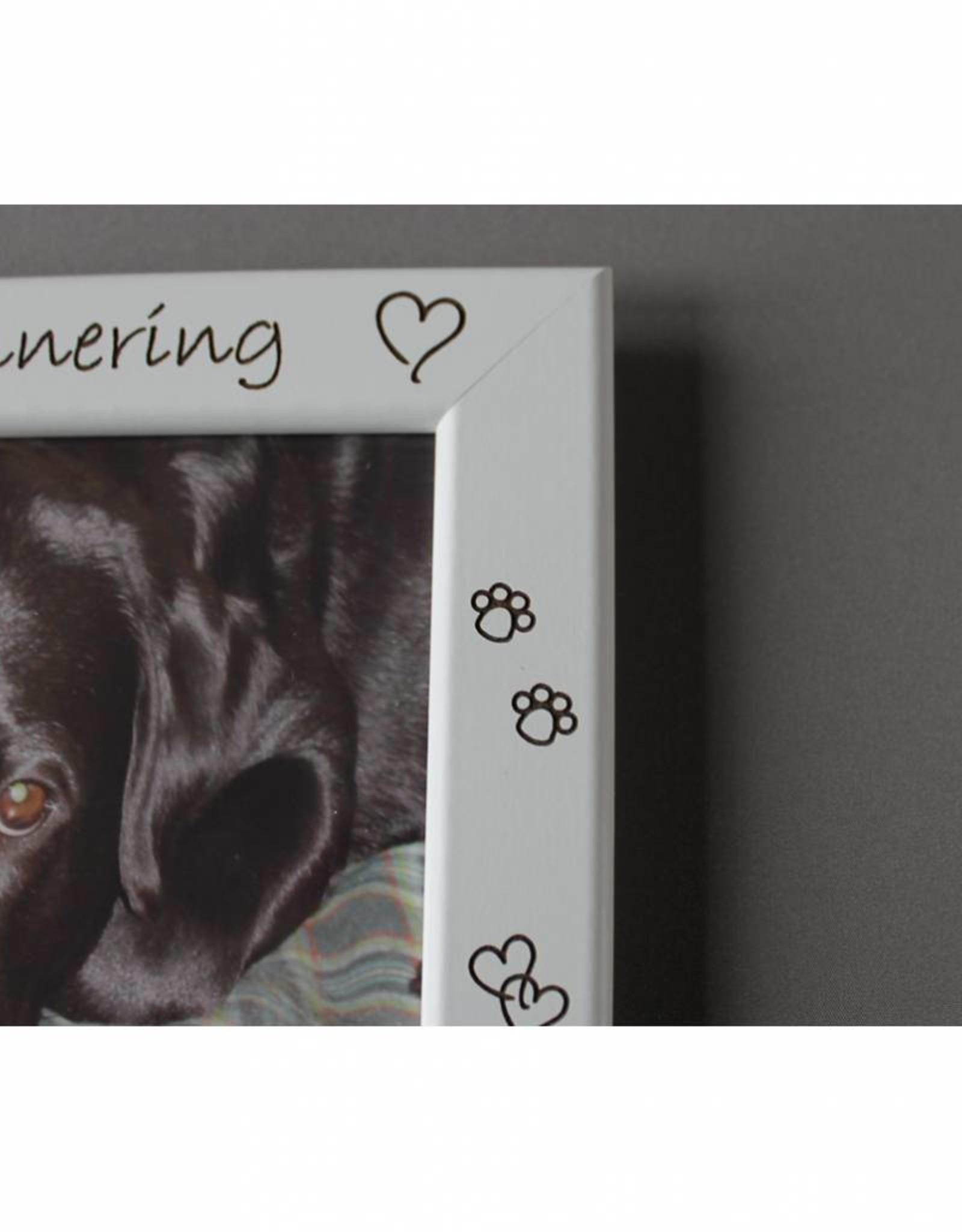 Fotolijst In liefde volle herinnering hond of kat