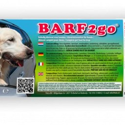 BARF2go® chien
