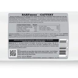 BARFmenu® Chatterie