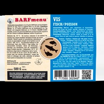 BARFmenu® Vis