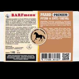 BARFmenu® Paard *Premium*