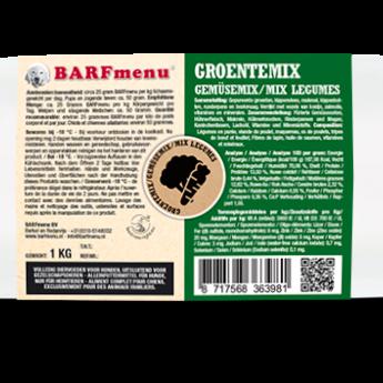 BARFmenu® Boîte de mélange de légumes 10 pièces