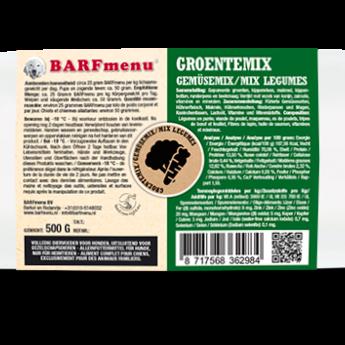BARFmenu® Groentemix