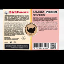 BARFmenu® Kalkoen *Premium*