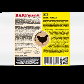 BARFmenu® Hen une boîte de 20 pièces - CAT