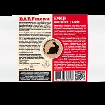BARFmenu® Rabbit - CAT
