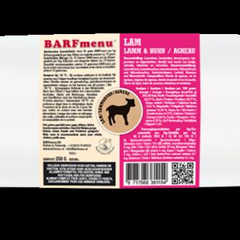 BARFmenu® Lam - CAT