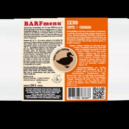 BARFmenu® canard