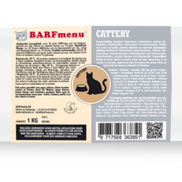 BARFmenu® Cattery