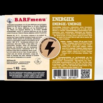 BARFmenu® énergique