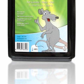 Blijkie Small weaner rat 30-60 gram