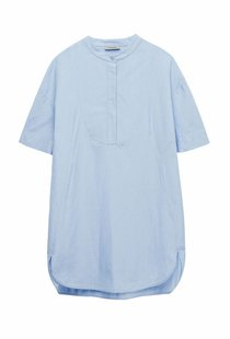 Hunkydory Virgie Tunic - Blue