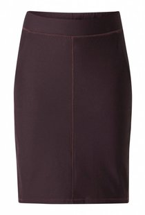Moscow Skirt - Dark Burgundy
