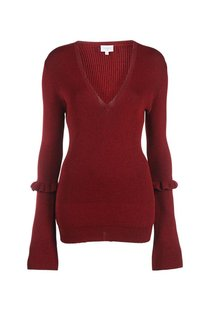 Dante6 Onyx Sweater - Red
