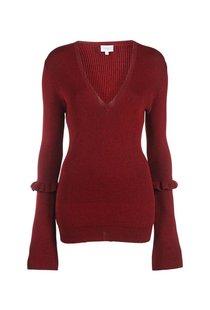Dante6 Onyx Sweater - Red