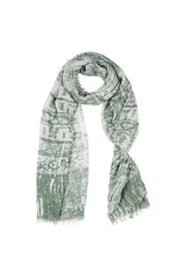 Circle of Trust Batik Scarf - Army