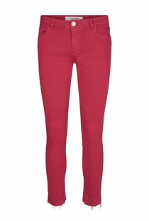 Mos Mosh Sumner Colour Pants - Cherry