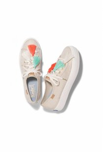 Keds Kick Tassel - Naturel