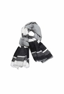 Circle of Trust Dante Scarf - Grey