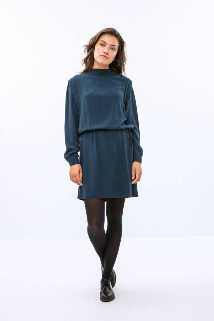 By Bar Maaike Dress - Blue
