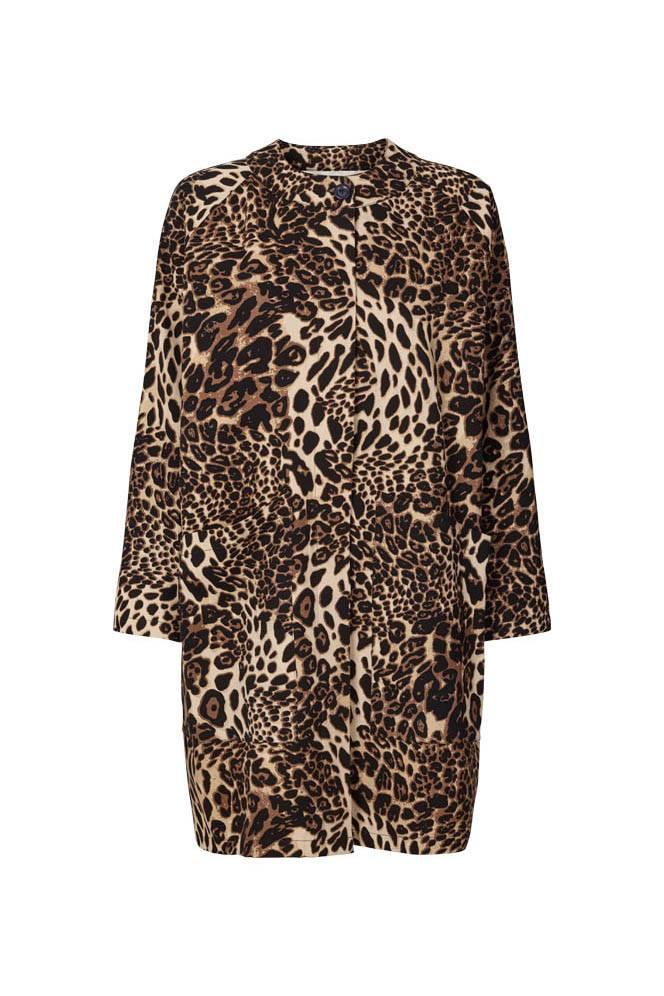 Lollys Laundry Elisa Jacket - Leopard
