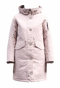 G-Lab Smilla Wax Coat - Rose
