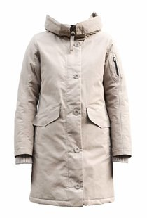 G-Lab Smilla Wax Coat - Sand