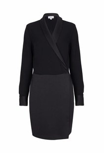 Dante6 Marigold Dress - Black