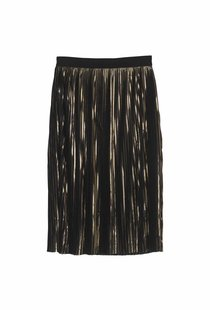 By Malene Birger Iauno Skirt - Gold