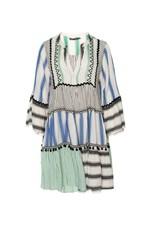 Devotion Short Triada Dress Stripes - Green
