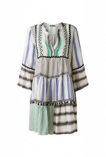 Devotion Short Triada Dress Stripes - Green