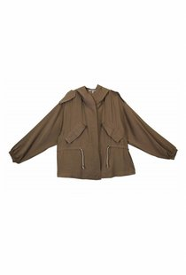 La Fee Maraboutee Veste ML jacket - Camel