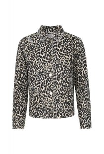 Notes du Nord Kayla Jacket - Leopard
