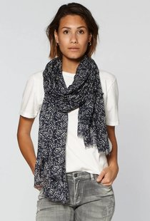 Circle of Trust Meadow Scarf - Blue