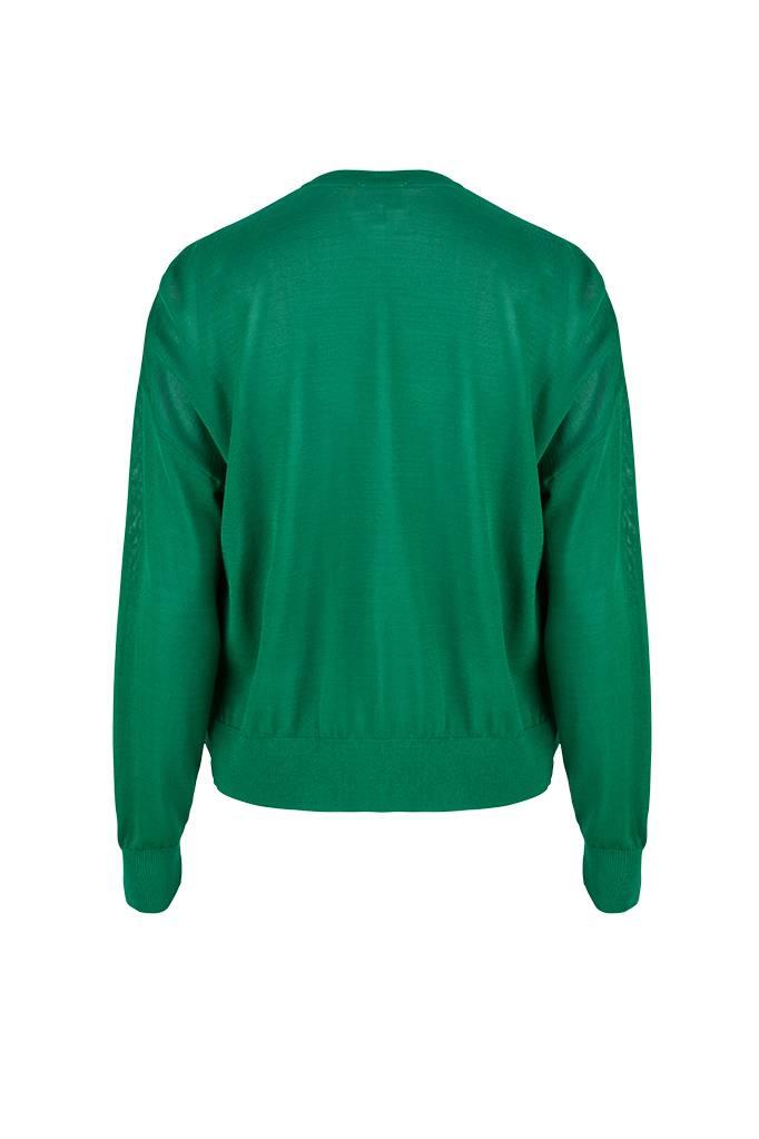 Dante6 Flux Cardigan - Emerald