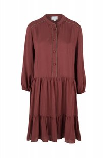 Dante6 Lalique Dress - Maroon